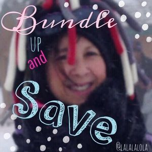 💕❄️❄️⛄️BUNDLE up and SAVE!!☃️❄️❄️💕
